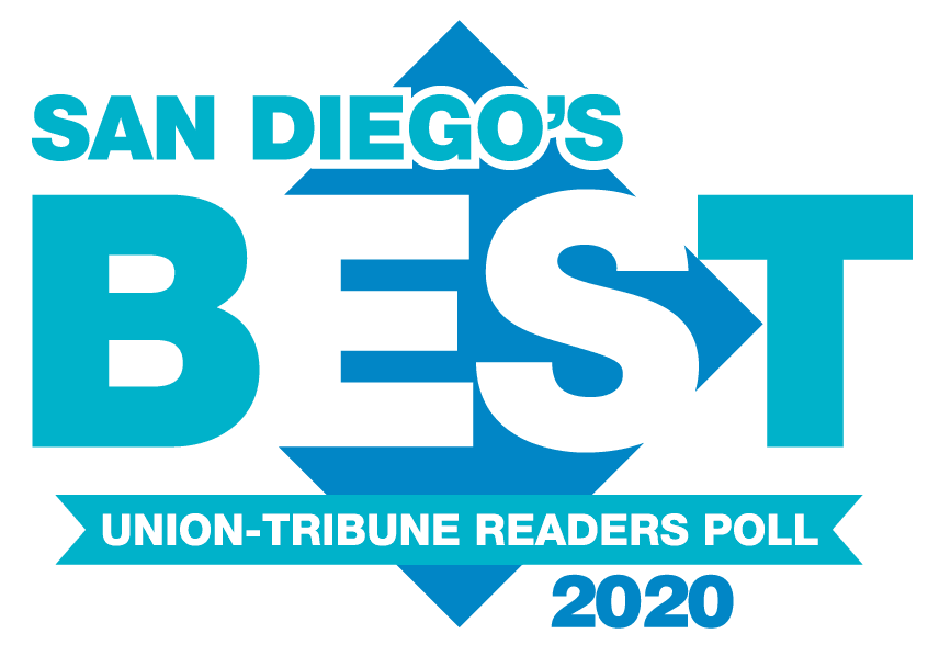 San Diego's Best 2020 Award
