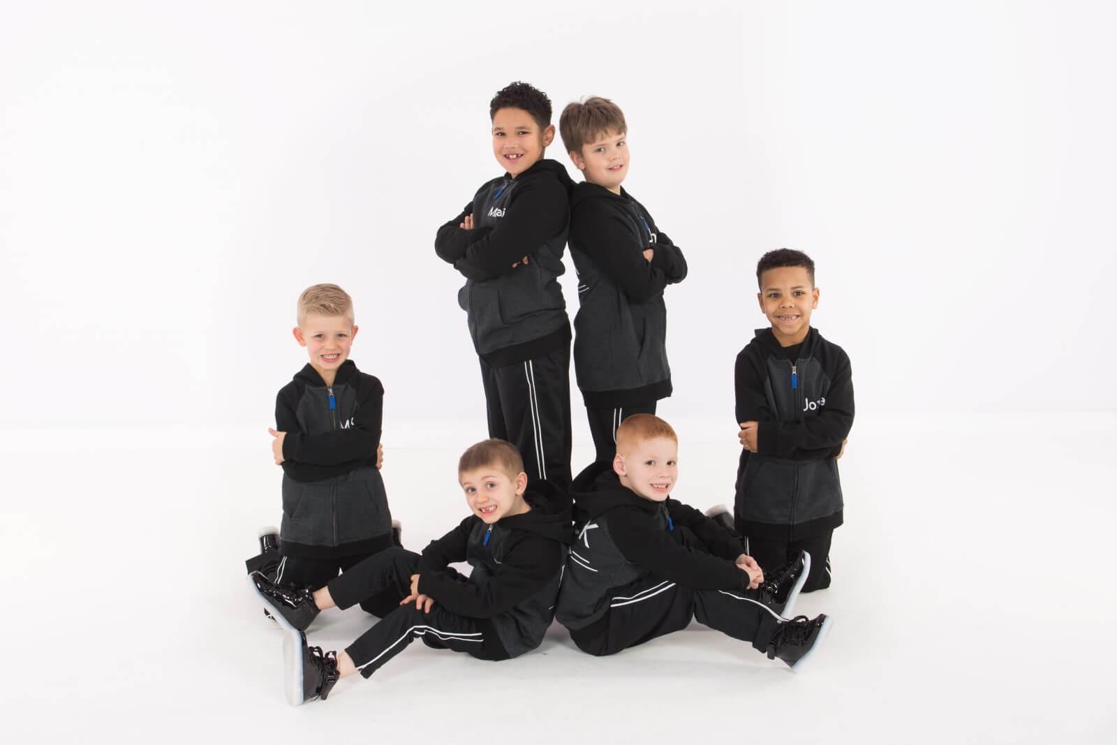 boys hip hop dancing