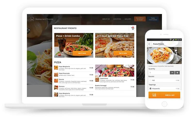 Appetizr - Tienda Online para Restaurantes