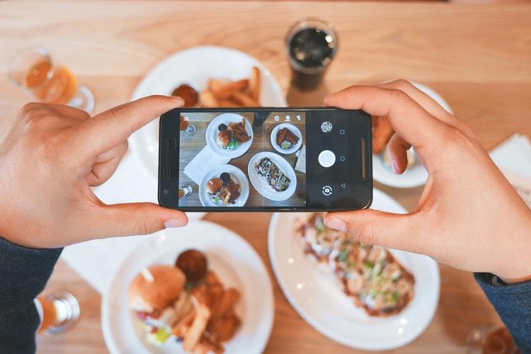 Appetizr - Instagram para Restaurantes
