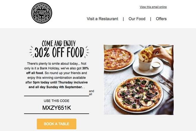 Appetizr - Newsletter para Restaurantes