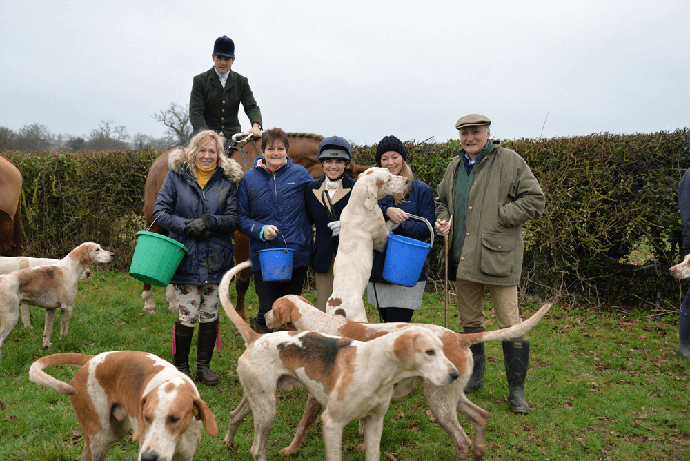 100 Acre Farm, Sopworth Charity Meet