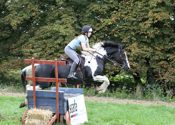 The Badminton Ride - Jumps