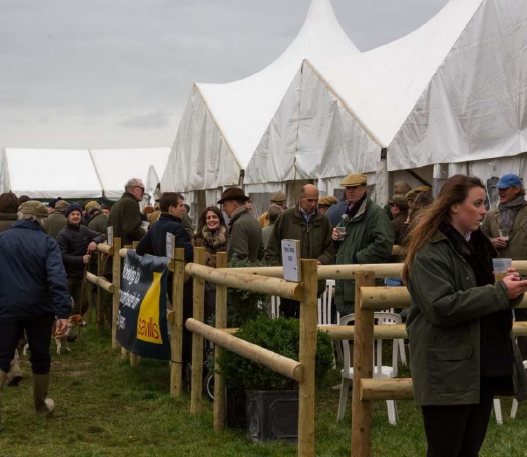 The Pavilions at  Beaufort Point to POint