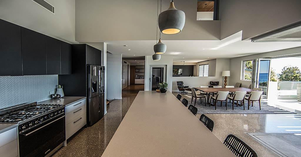 Burleigh Luxury Home Kitchen