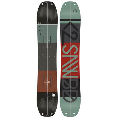 Ultra Split Wide - 165cm w/bindings, skins and crampons