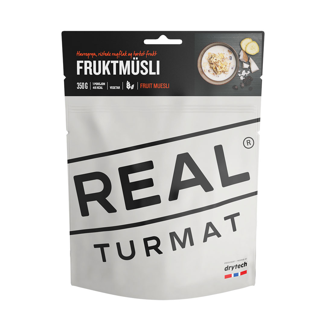 Real turmat | Fruit muesli