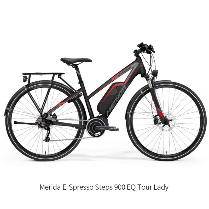 Electric touring bike size 54/55cm - lady frame