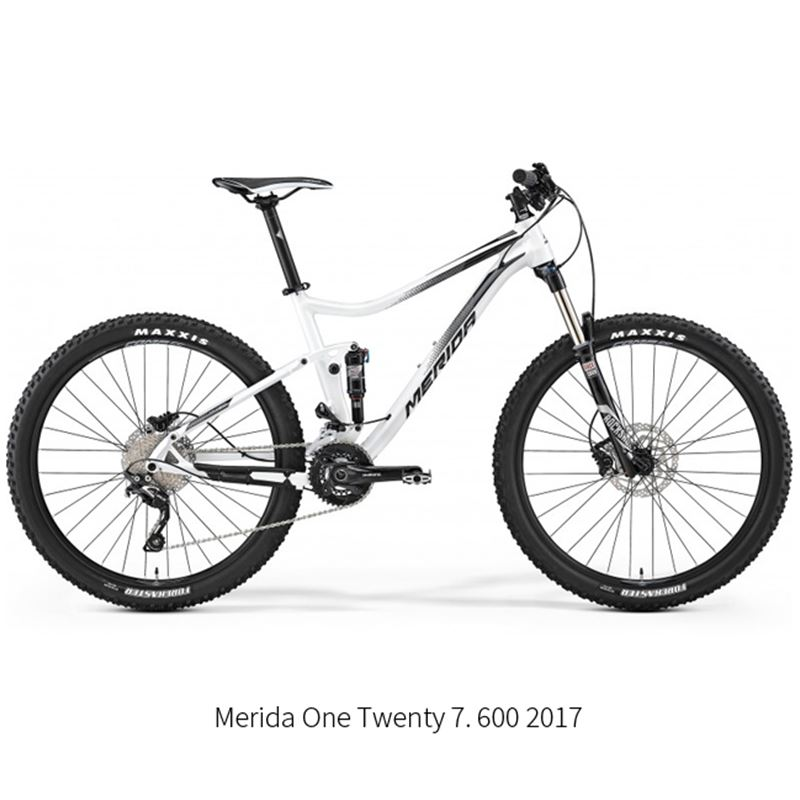 """MTB27 One-Twenty 600 size 16""""- S"""