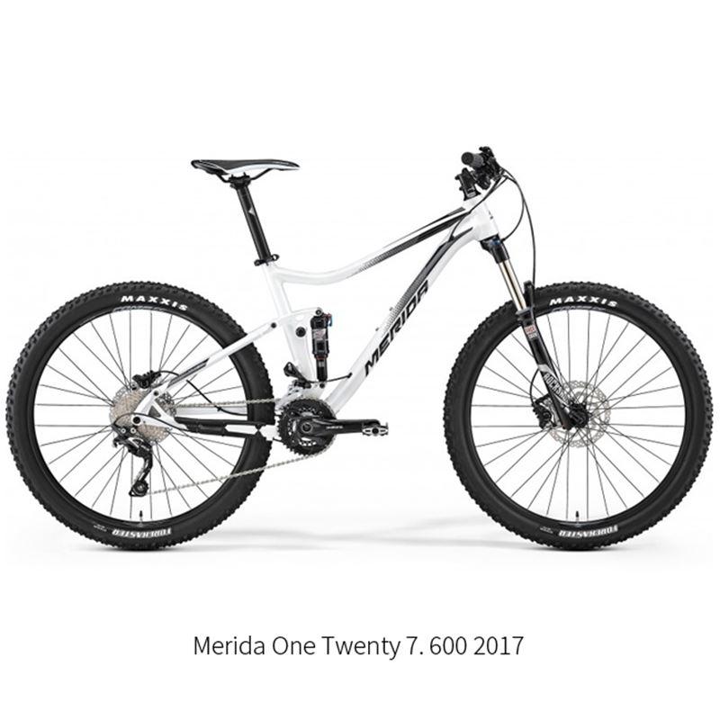 "MTB27 One-Twenty 600 size 18"" - M"