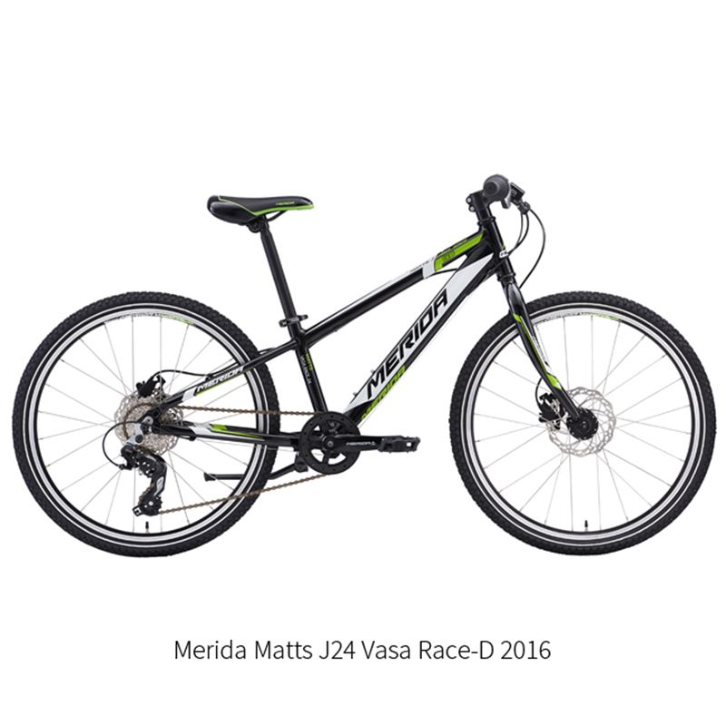 "MTB24, Merida Juliet frame size 13.5"", for children 10 to 14 yo"