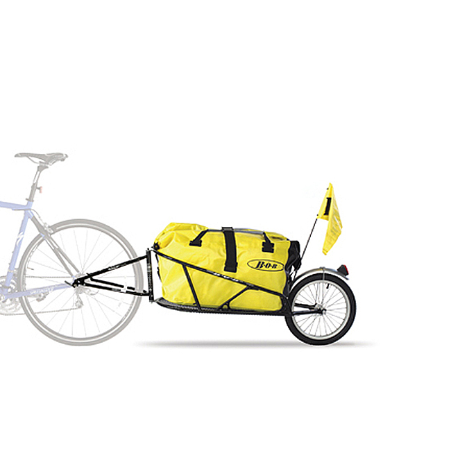 Yak - bike cargo trailer