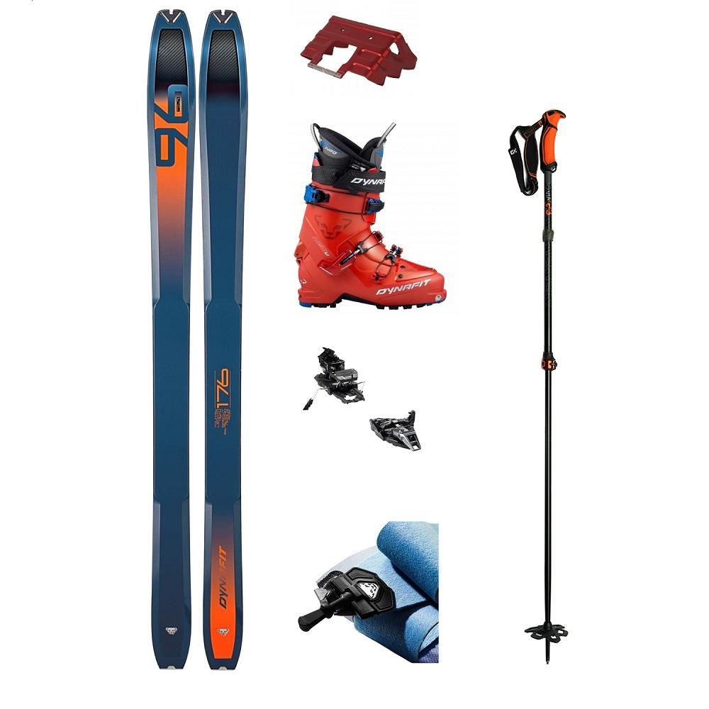 Ski Touring PackageRental