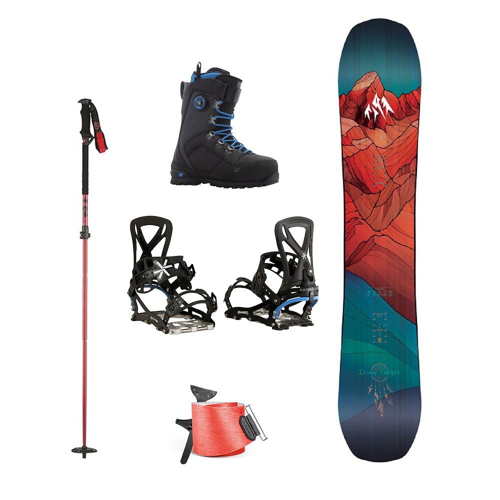 Splitboard Package Rental