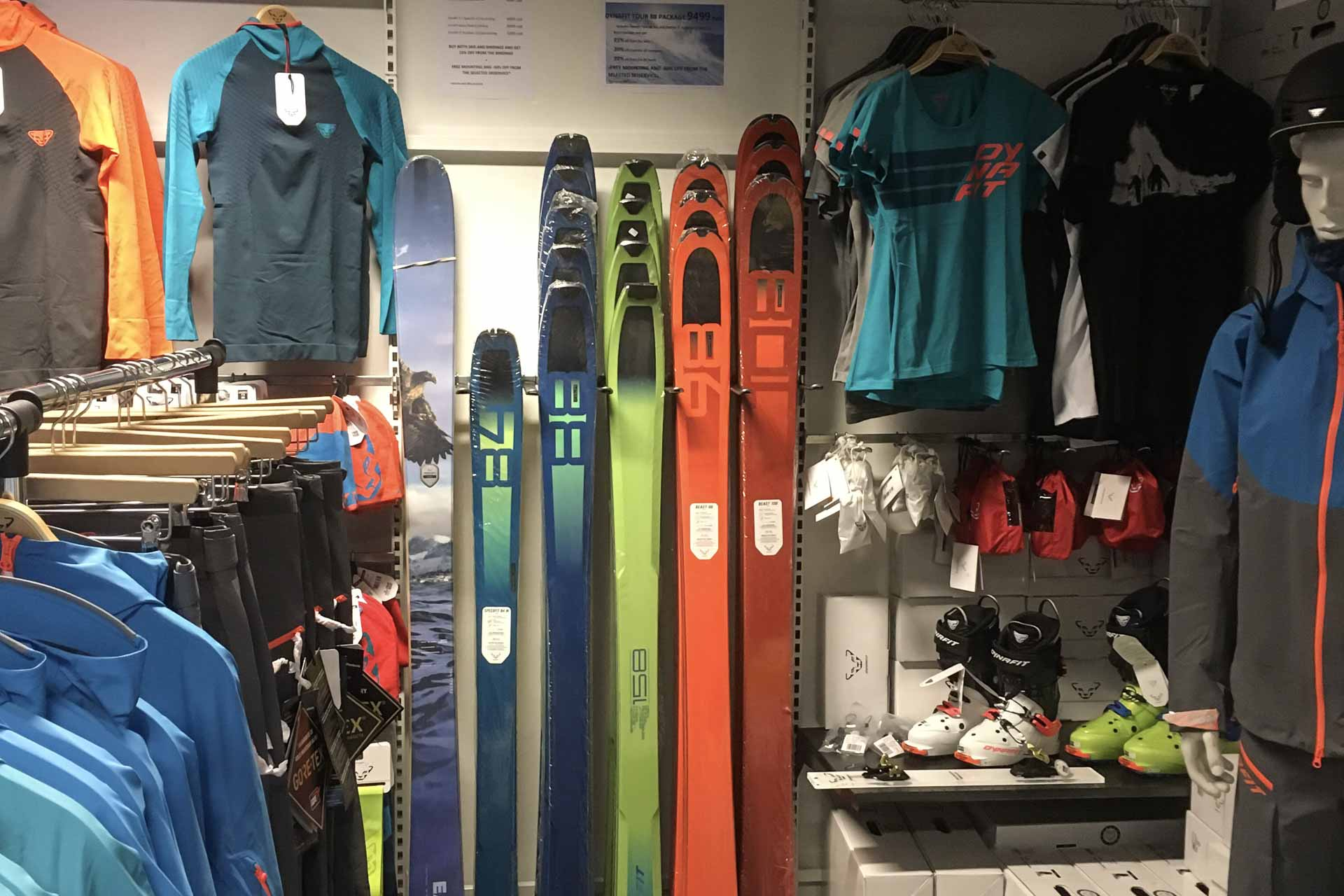 newest fab95 c3e46 Dynafit authorized sales point at Tromsø Outdoor | Shop/sale ...