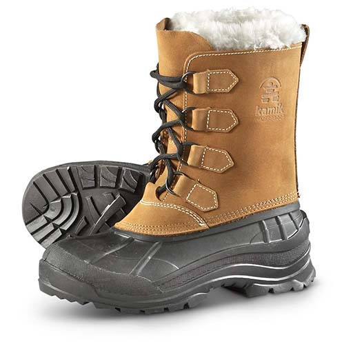 Alborg - Mens winter boots