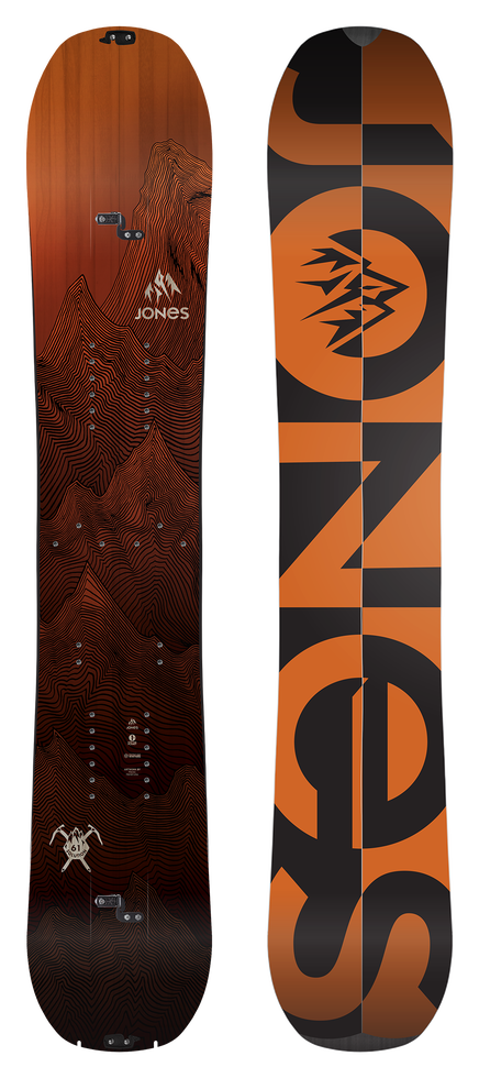 Solution - 164cm w/bindings, skins and crampons