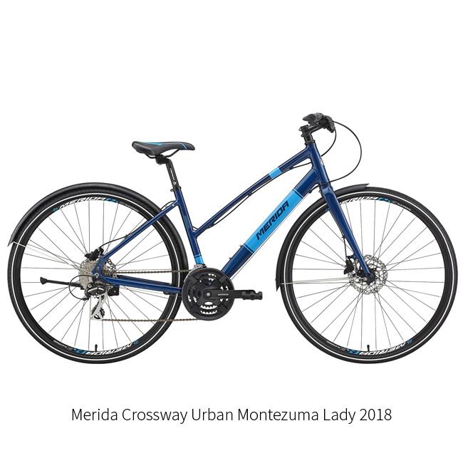Crossway Urban 100 eller Montezuma - Dame - 54cm