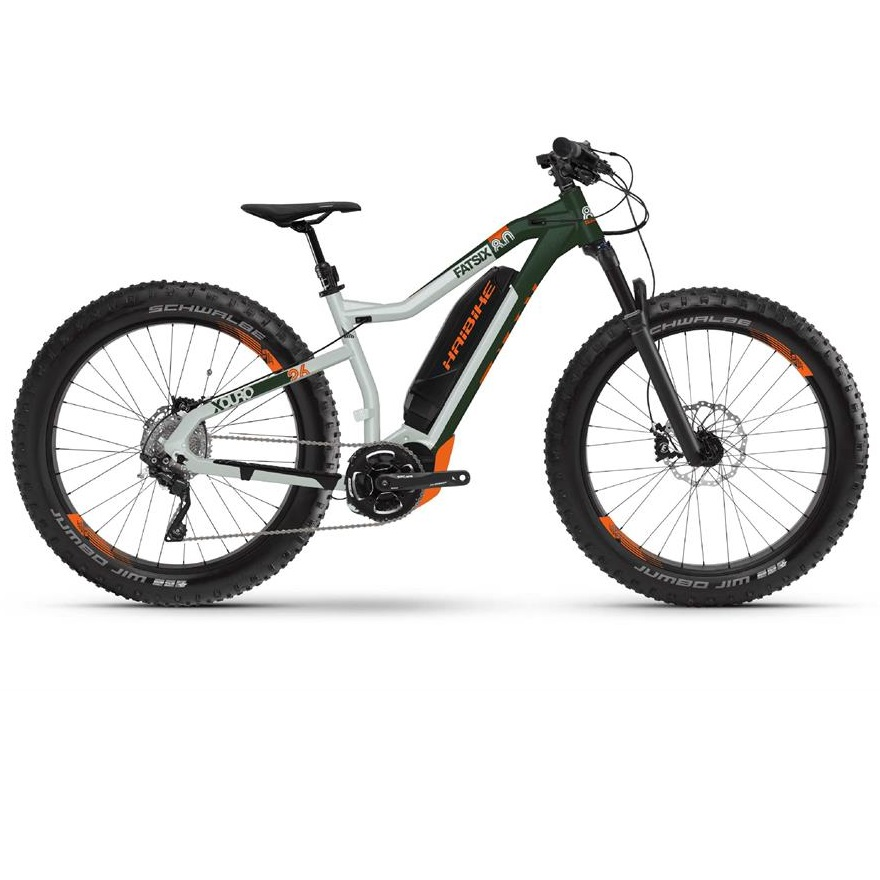 Electric fatbike / Fat E-bike