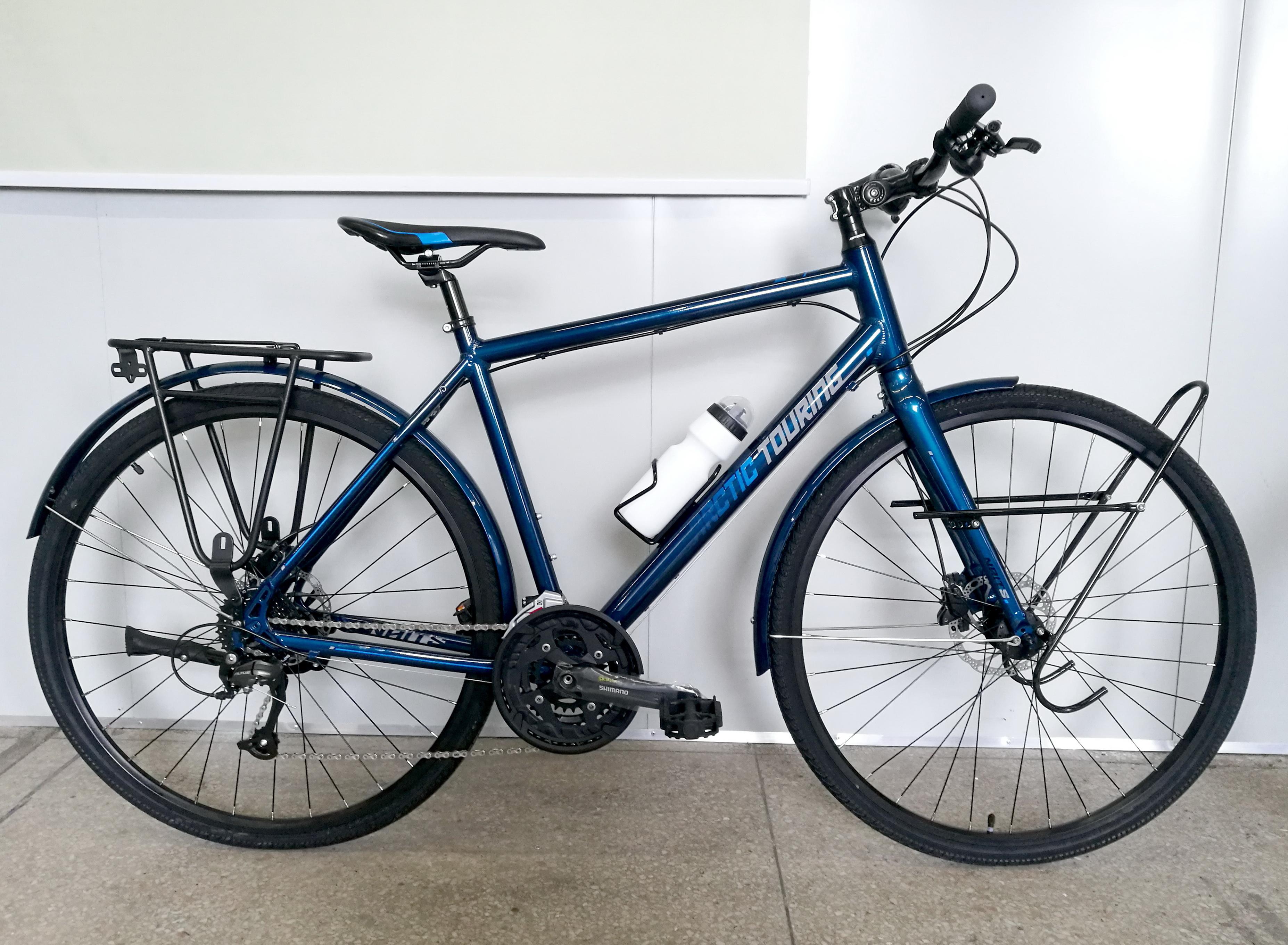 Arctic Touring Bike - Gentleman Frame 48