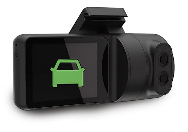 Dual-Facing Dashcam powered with Ai