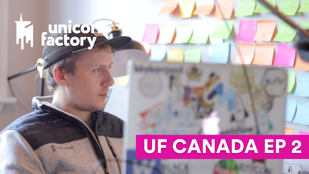 Finding the first few freelancers | UF CANADA EP 2