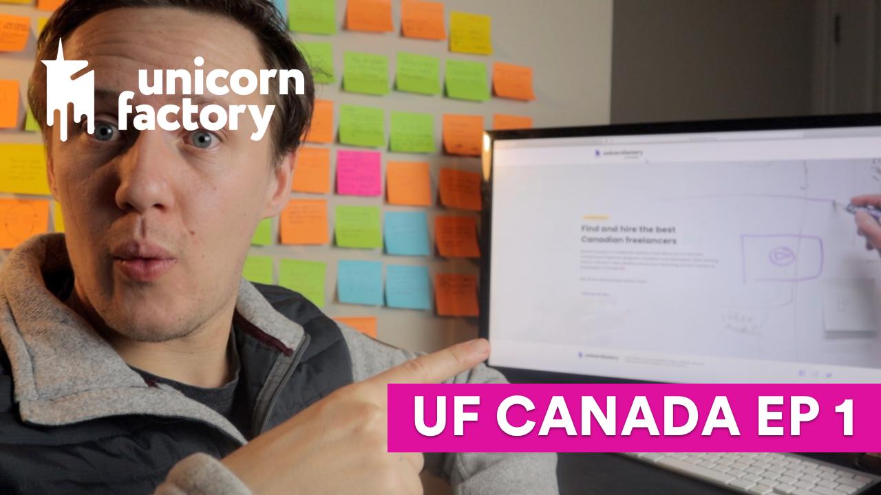 My Freelancer Marketplace in Canada | UF Canada EP 1