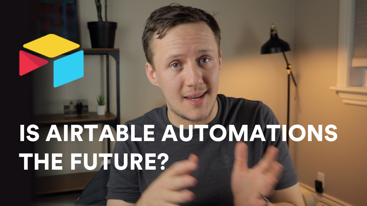Could Airtable Automations become the #1 No Code Automation Tool?