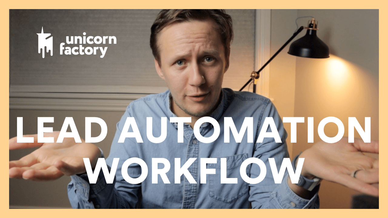 My Lead Automation Workflow