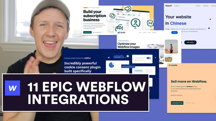 11 Tools to Power Up Your Webflow Projects