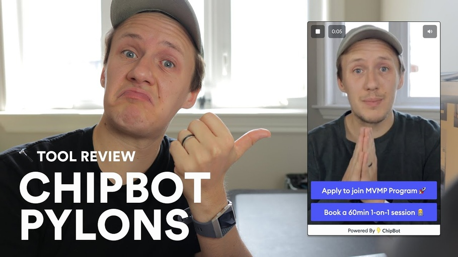 Chipbot Pylons Review
