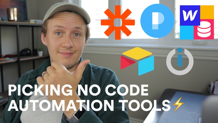 What No Code Automation tool should you choose?