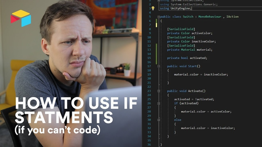 How to use IF statements (if you don't know how to code)