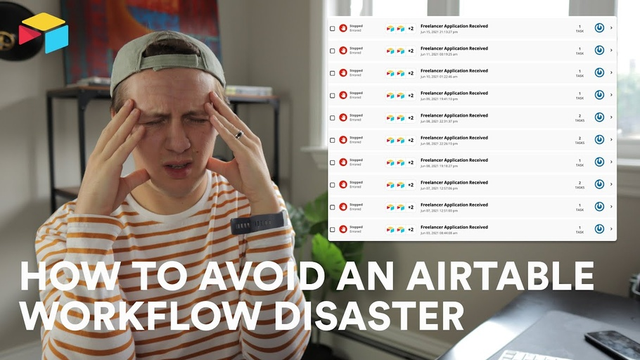 How to avoid an Airtable automation disaster