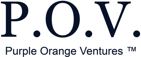Purple orange ventures logo