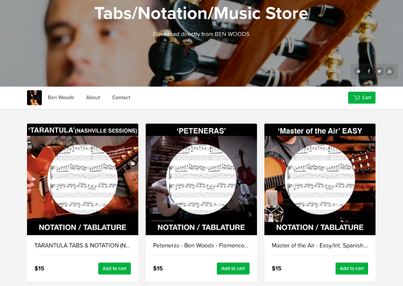music online store