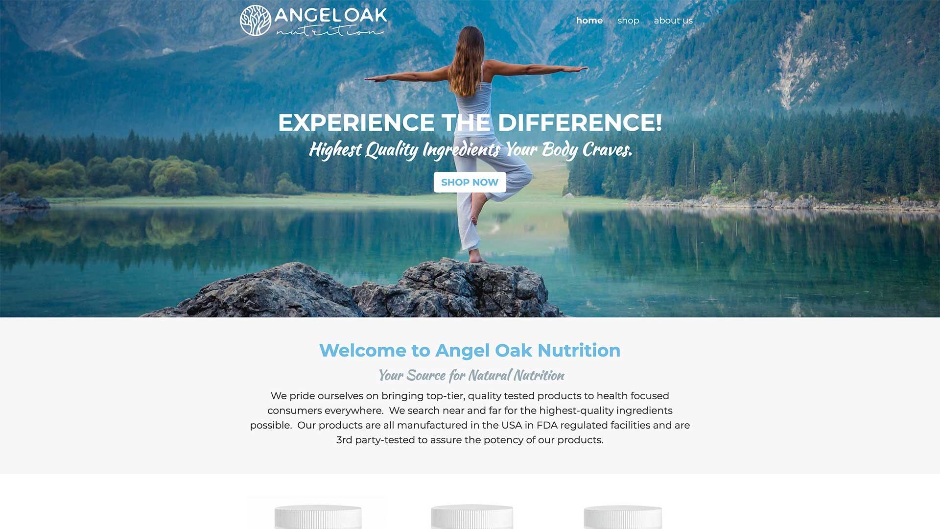 Angel Oak Nutrition