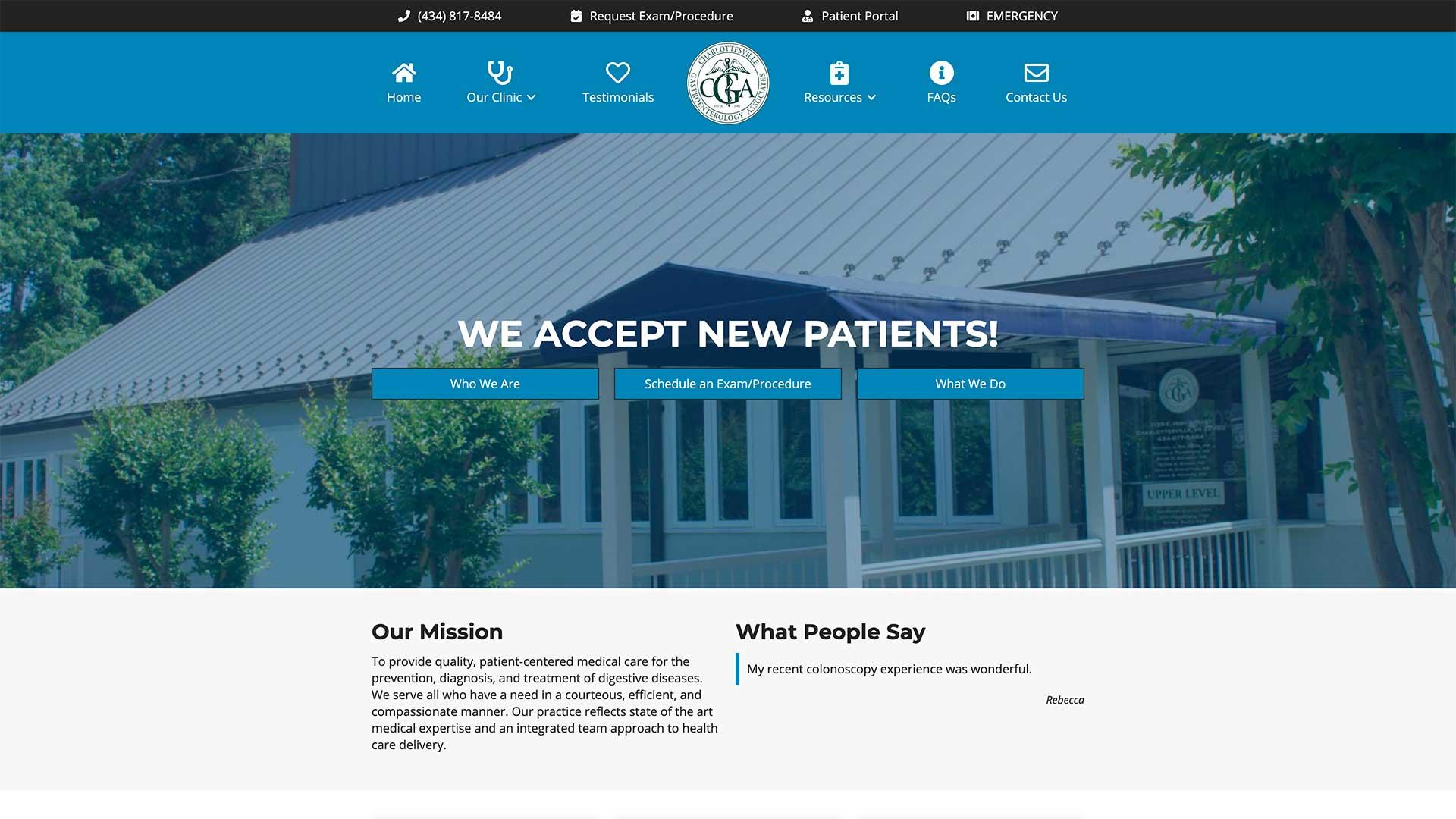 Charlottesville Gastroenterology Associates