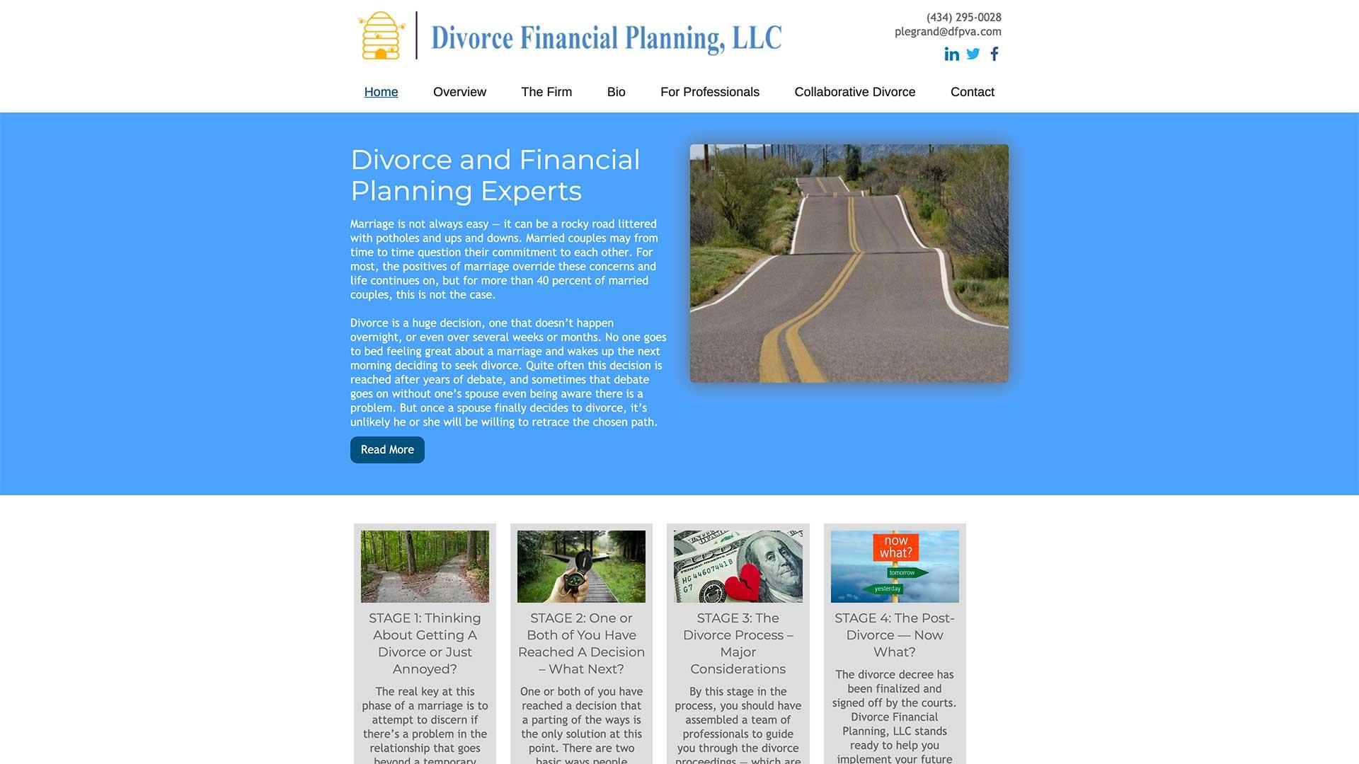 Divorce Financial Planning, LLC