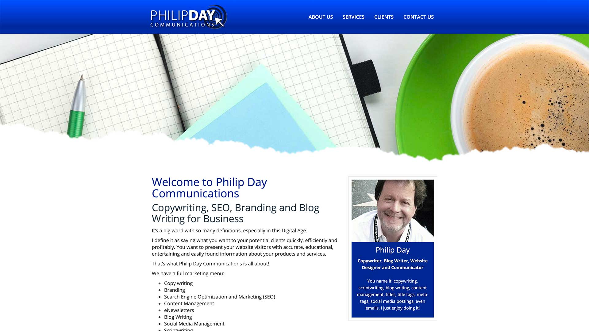 Philip Day Communications