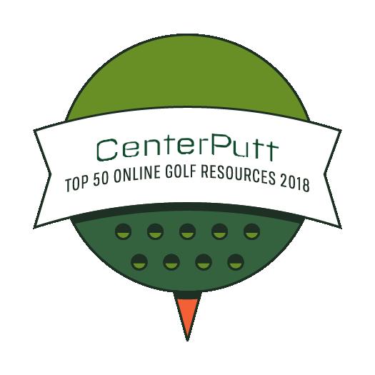 CenterPutt Best Golf Resources Logo