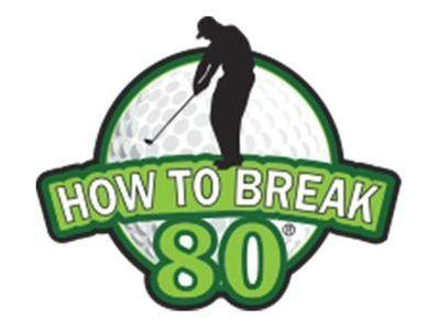 How to Break 80 Logo