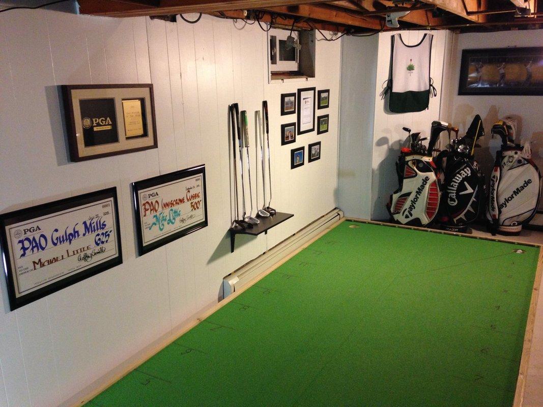Michael Little Golf