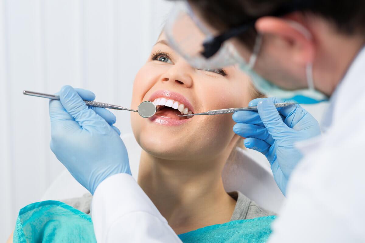 gum disease examination