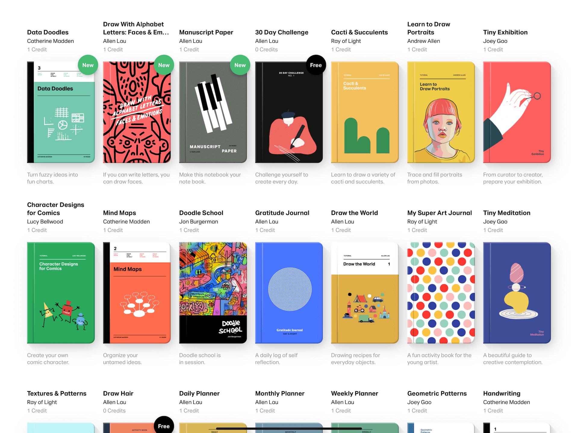 Aplicaciones para diseñadores gráficos