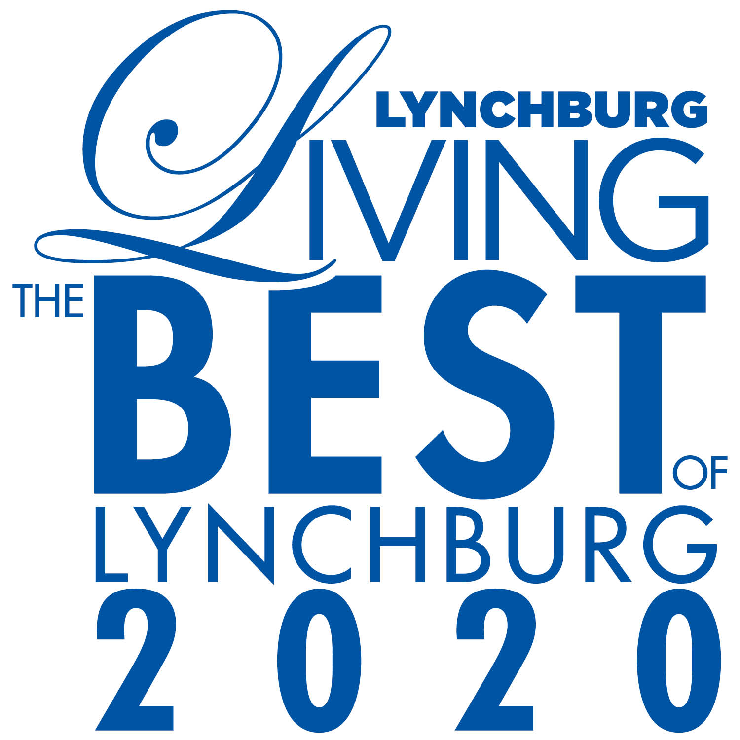 Browns Heating & Air won the 2020 Living the Best of Lynchburg 2020 award