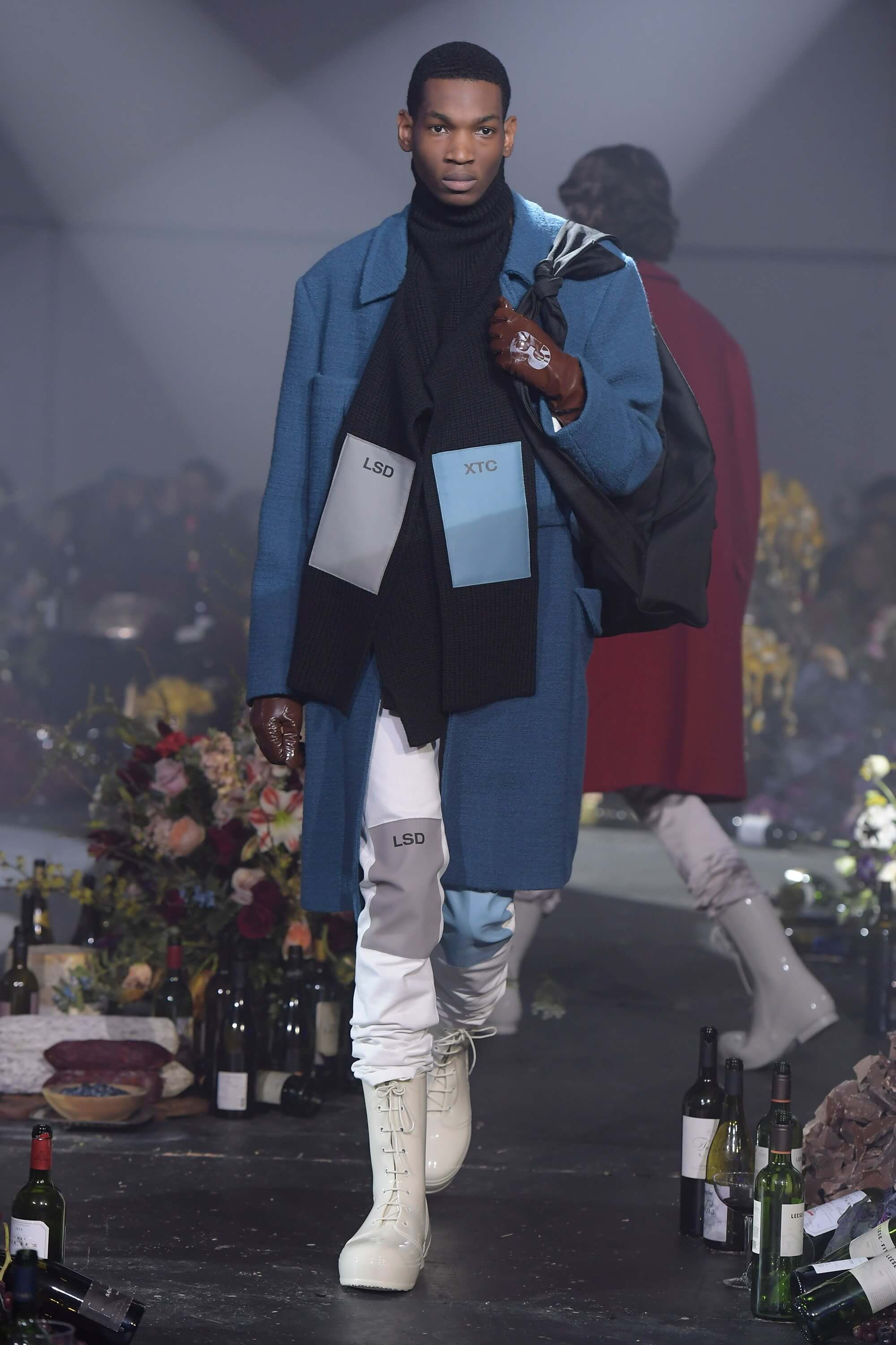 Raf Simmons fall 2018