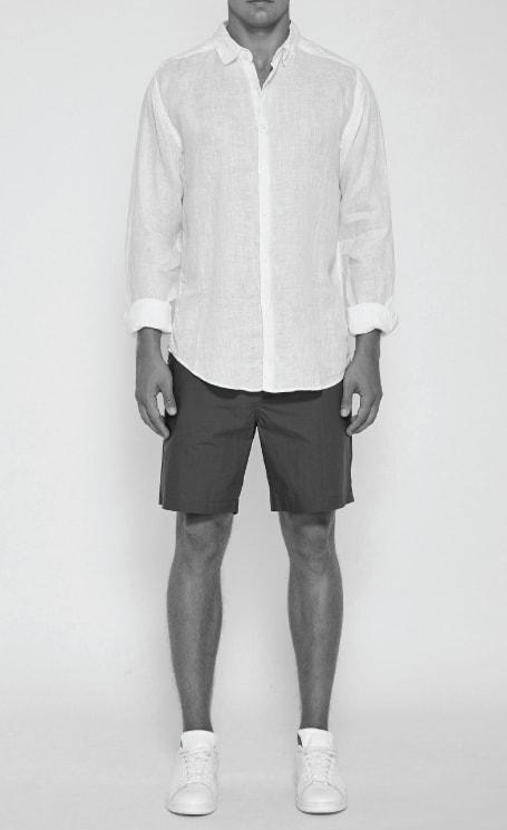Jak + Jack White shirt