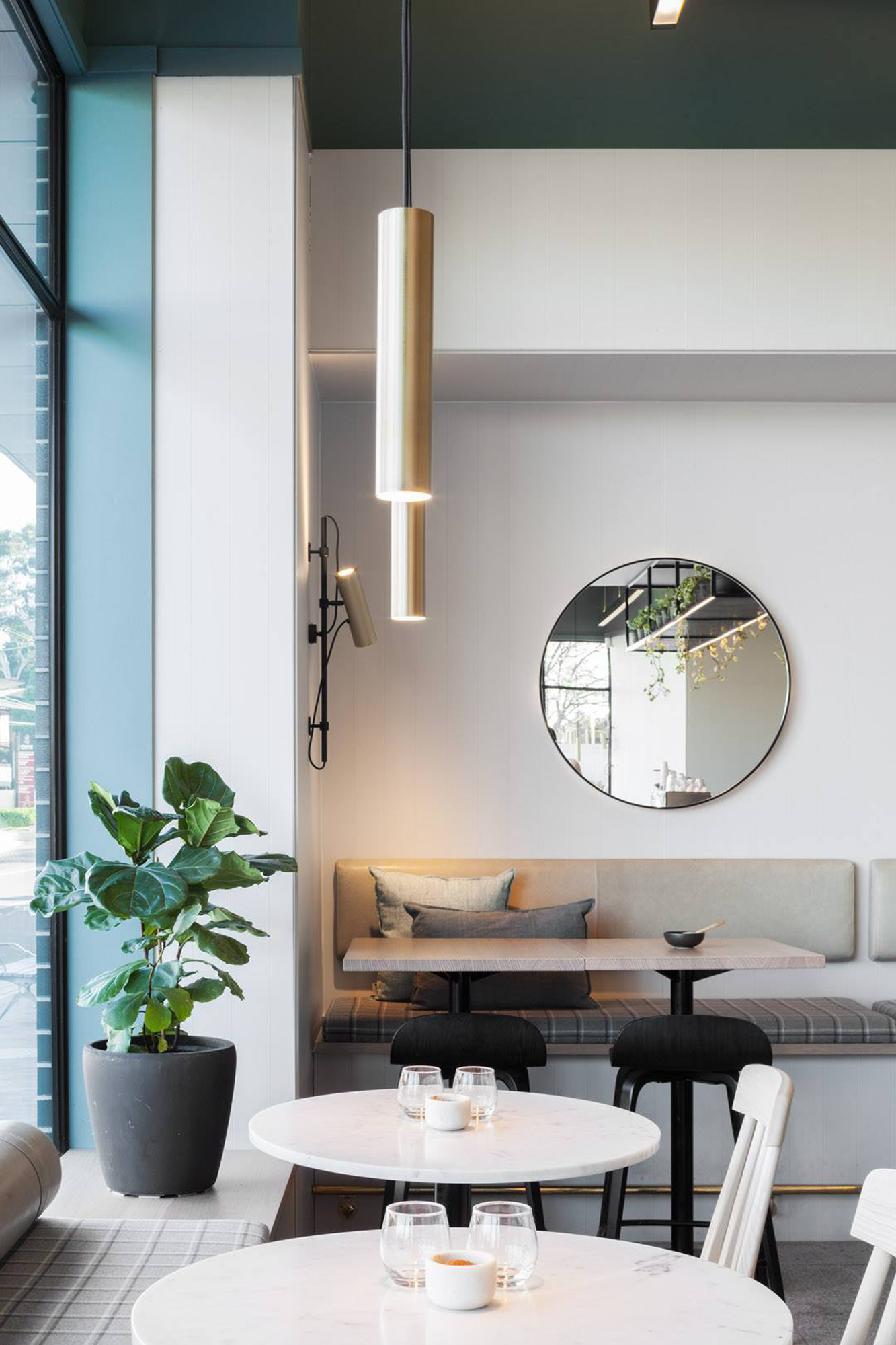 Zunica interior design work