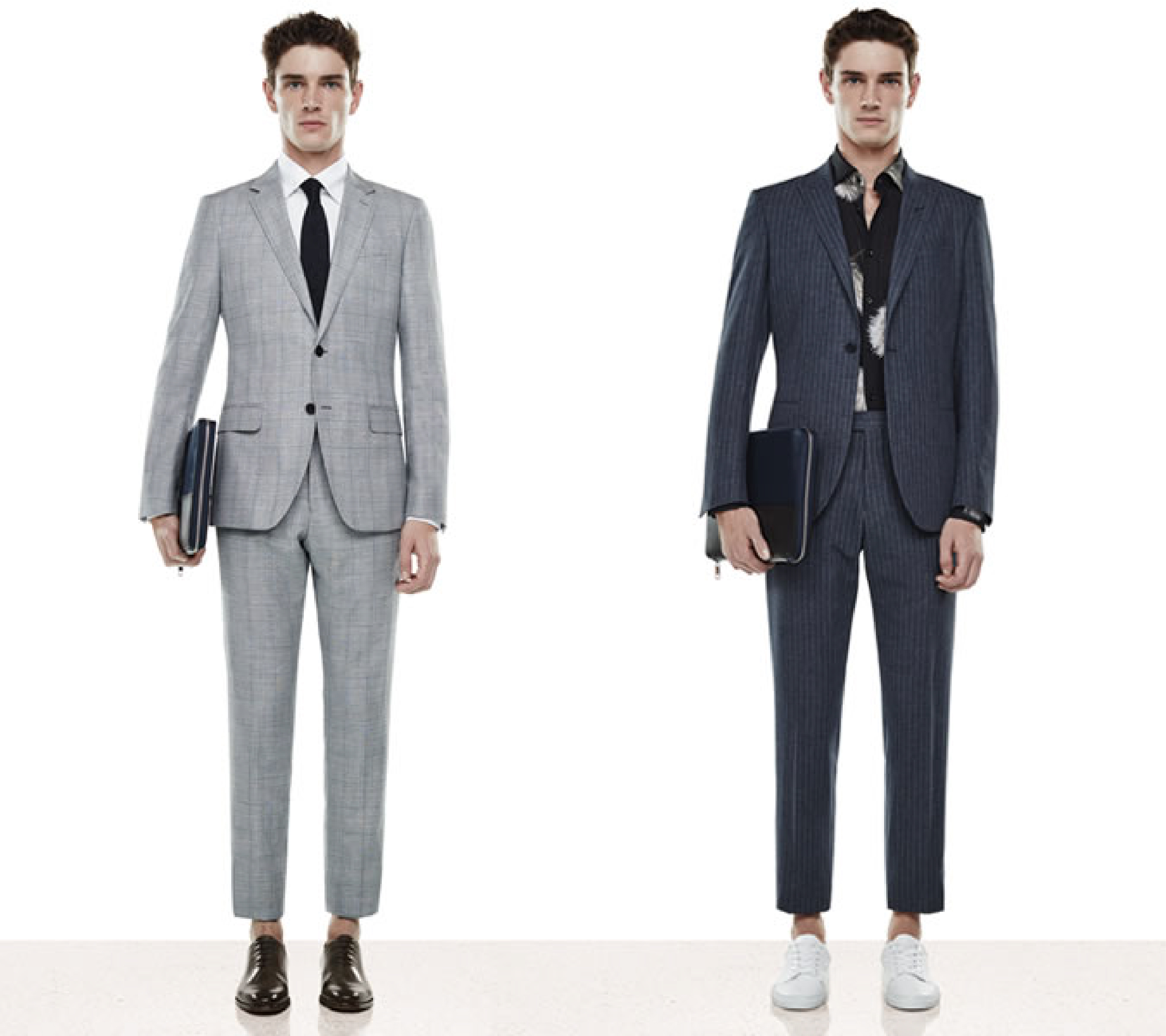 Contemporary Suiting Style